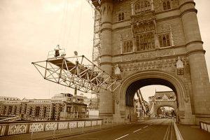 Repainting Tower Bridge